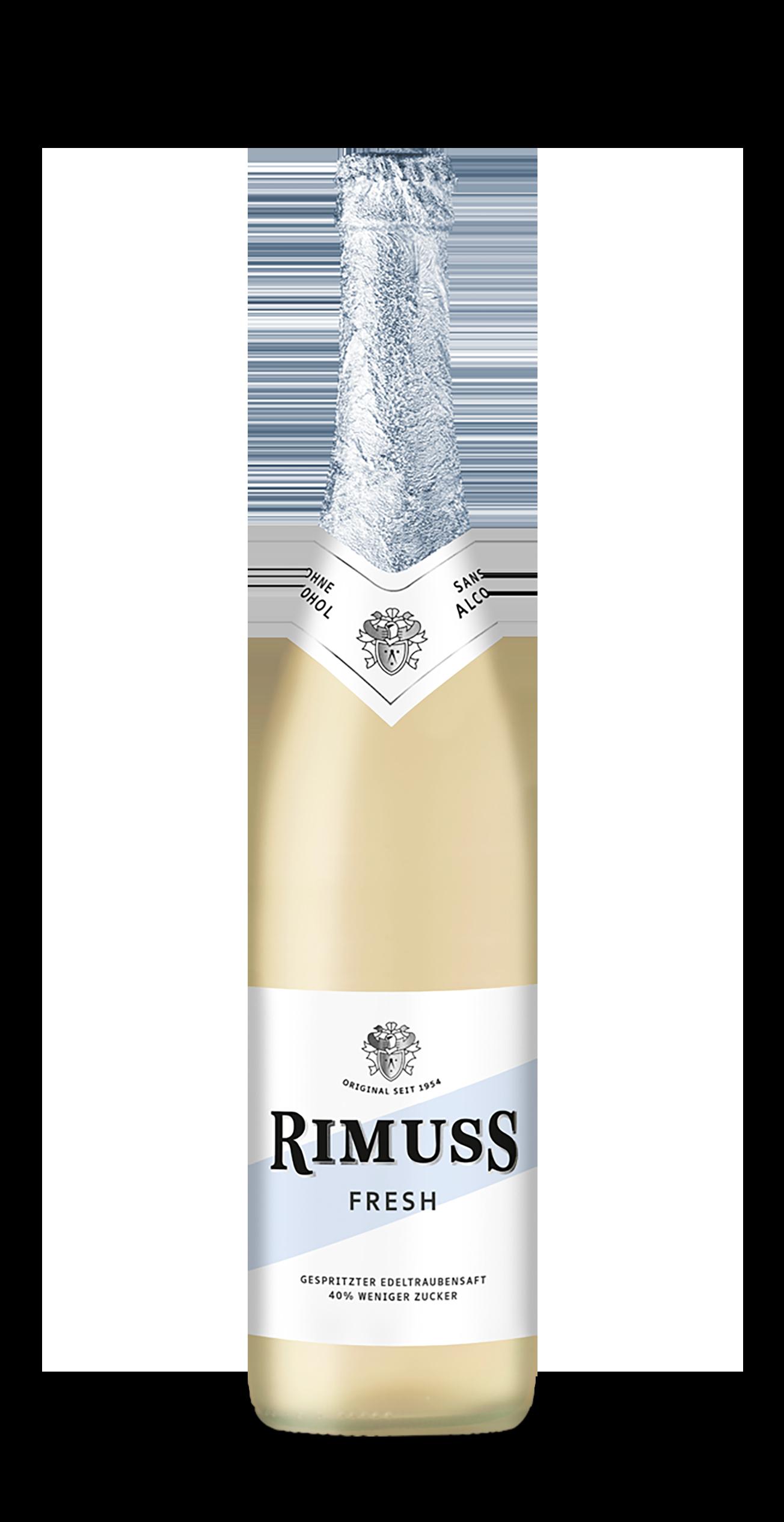 Rimuss Fresh für jeden Apéro