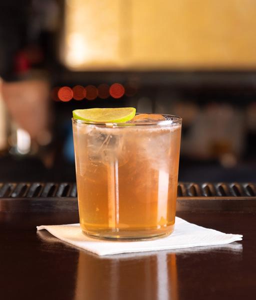 Ginger Spring - alkoholfreier Mocktail Rimuss