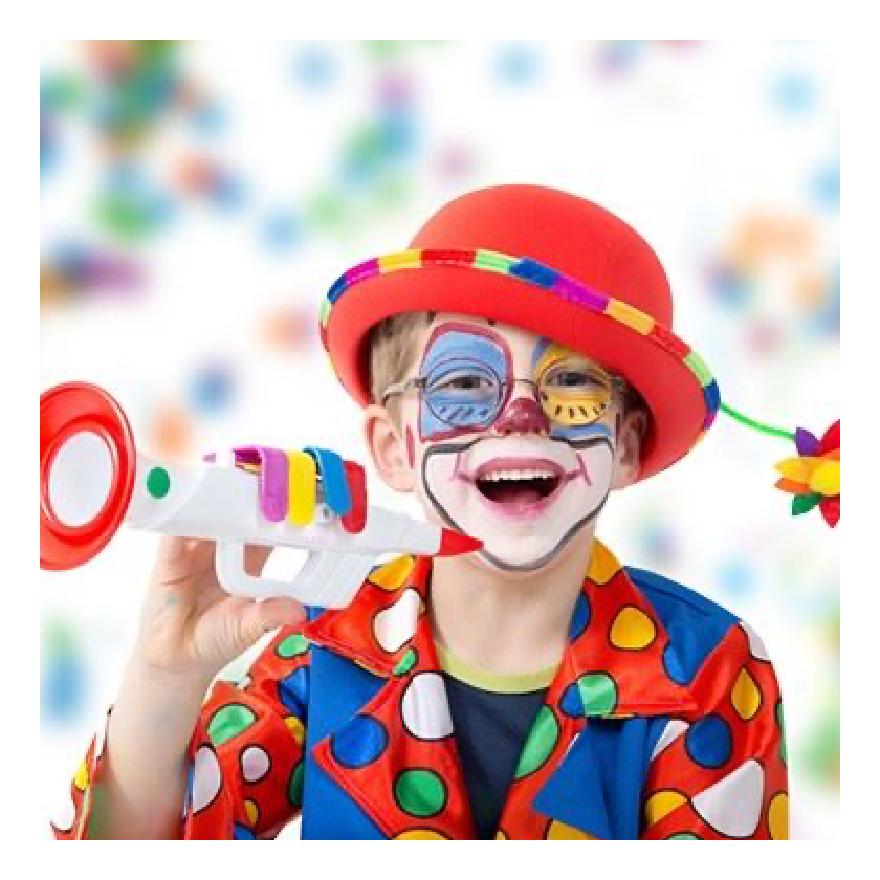 Rimuss beim der Motto- / Themen- Party Zirkus / Manege zum Kindergeburtstag