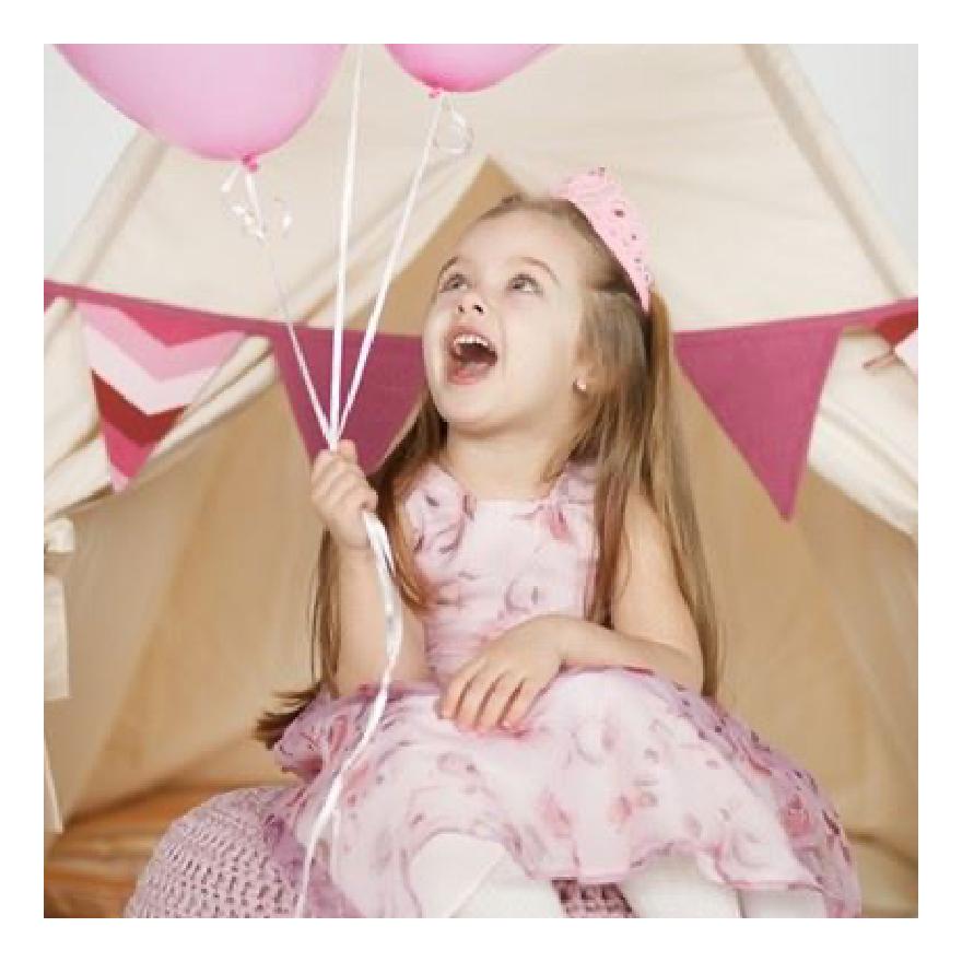 Rimuss beim der Motto- / Themen- Party Prinzessin / Prinz zum Kindergeburtstag