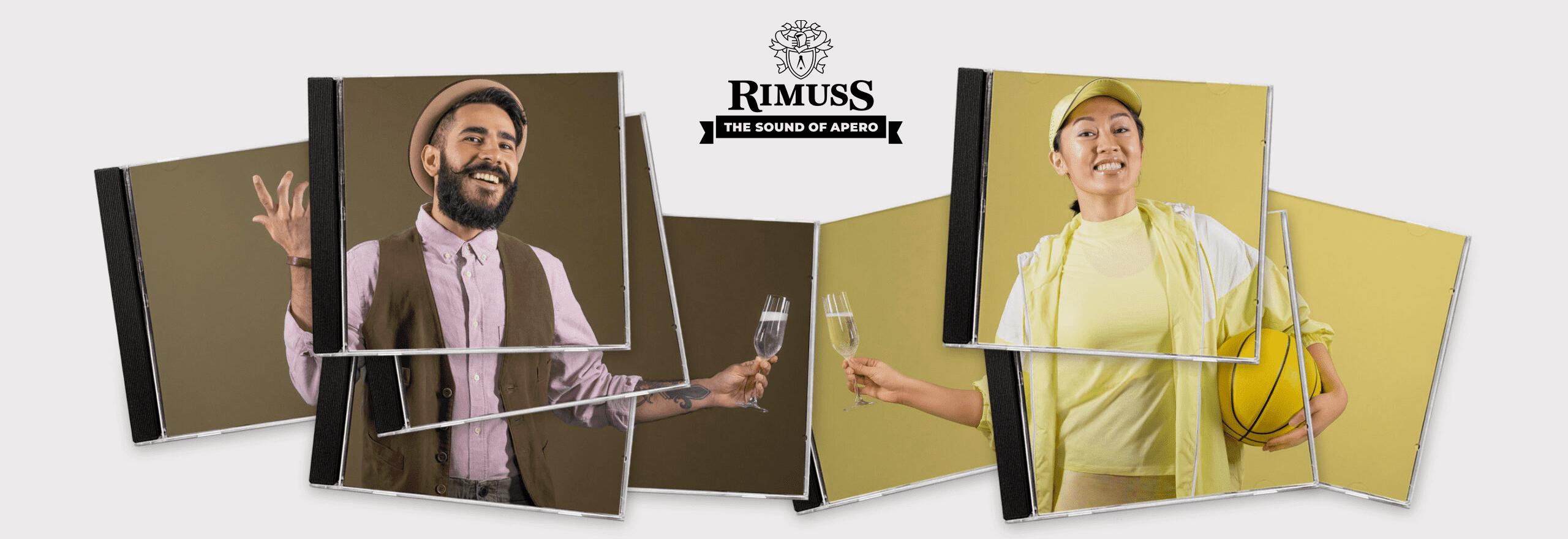 Rimuss Apéro Playlisten auf Spotify