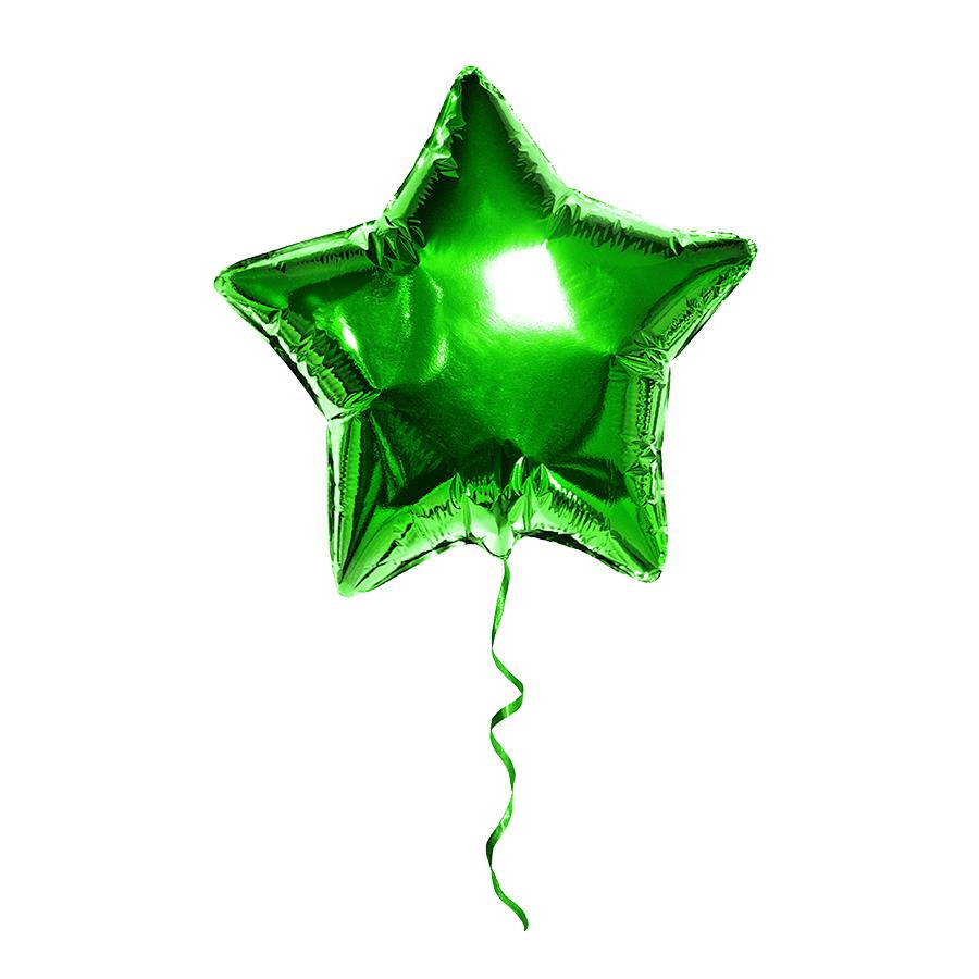Stern Luftballon für die Kinderparty mit Rimuss