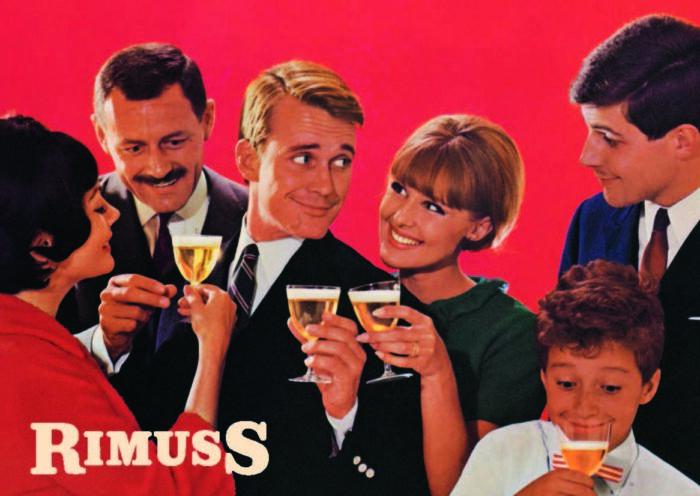 Rimuss Werbung 1965