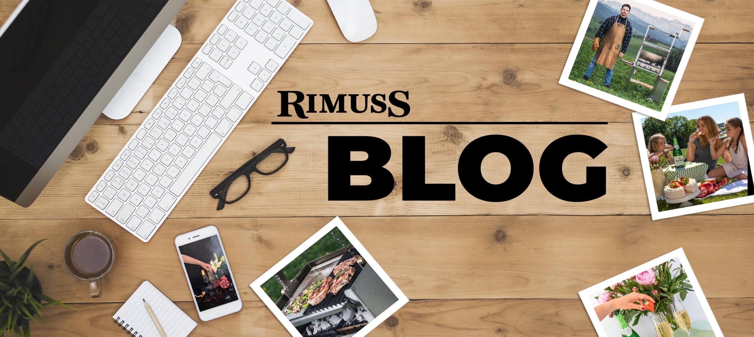 Der Rimuss Blog mit spannenden Ideen uns Inspirationen rund ums Thema Apero und Aperitif