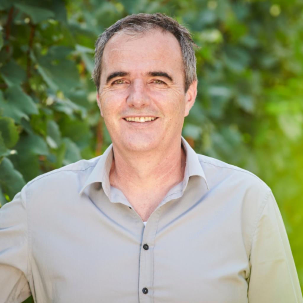 Andrea Davaz, Geschäftsführer der Rimuss & Strada Wein Ag