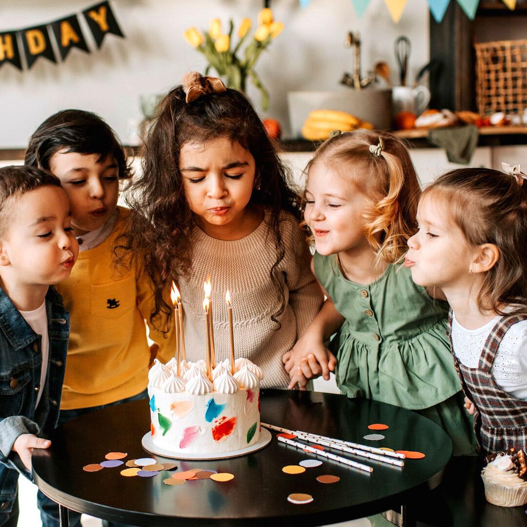 Kindergeburtstag-Planung