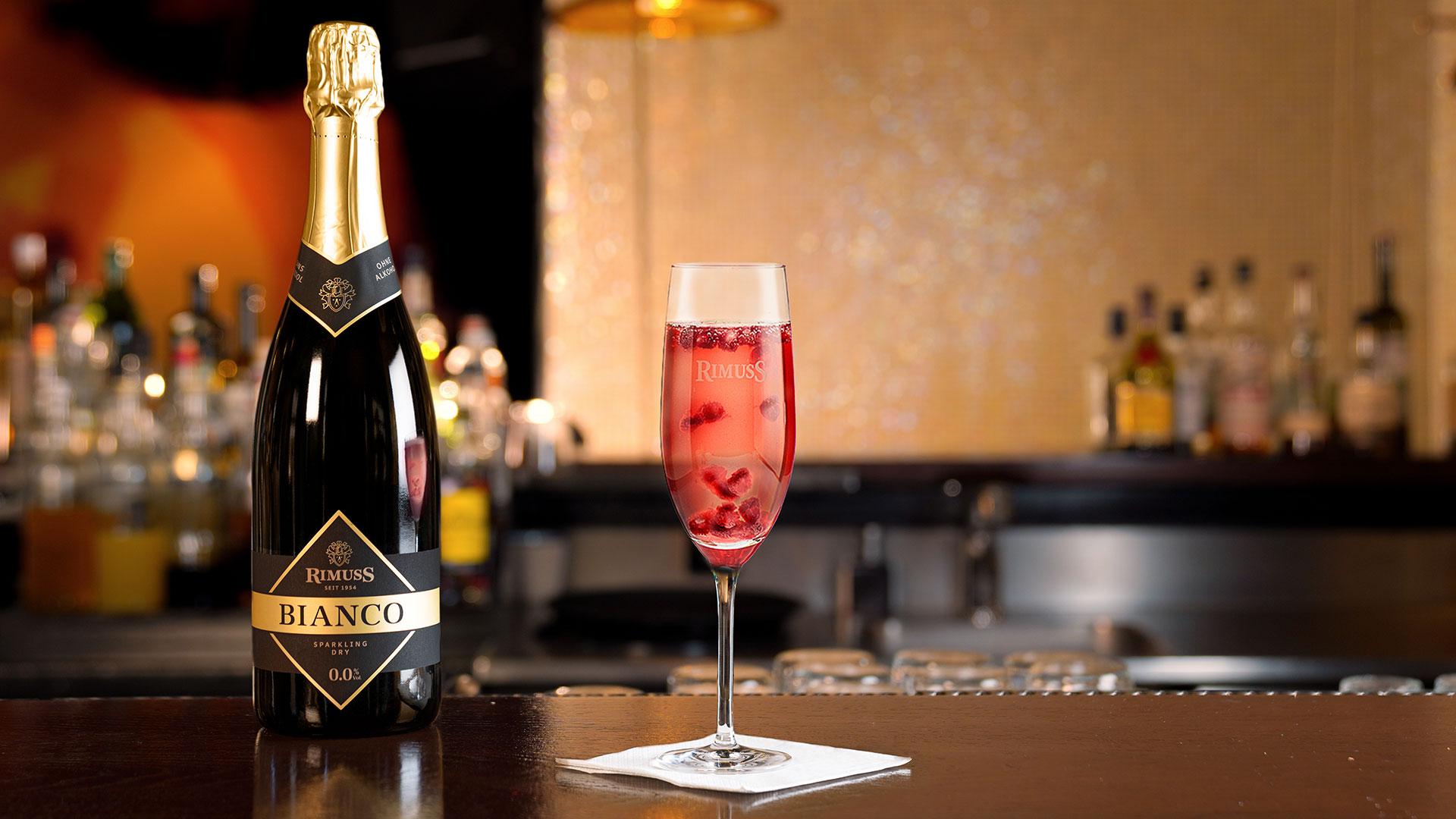 Rimuss Grenadine Drink ohne Alkohol