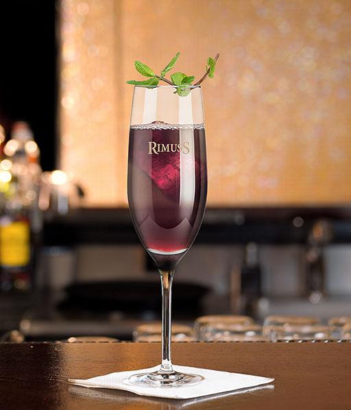 Rimuss Mocktail Merano alkoholfrei