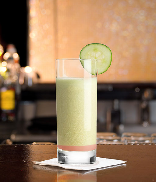 Rimuss Drink alkoholfrei Spicy Cucumber