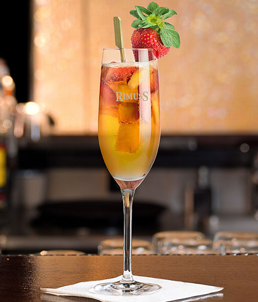 Rimuss Bowle alkoholfrei Tropical Bowle