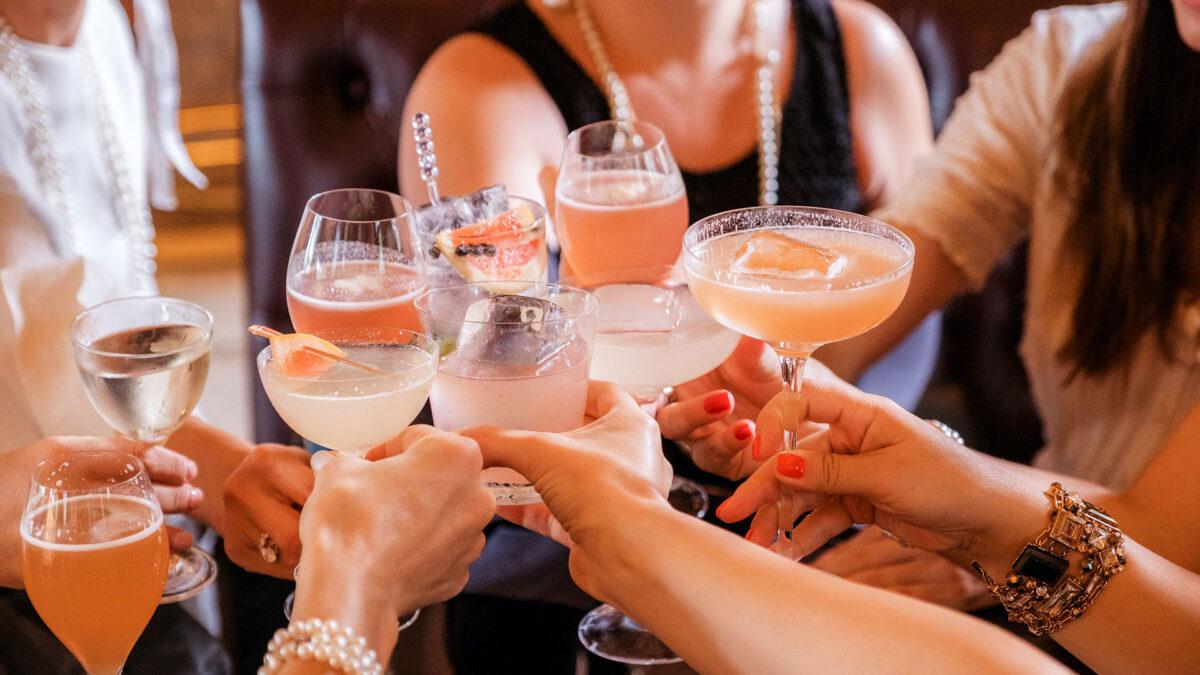 Mocktail Party mit Rimuss Mix-it