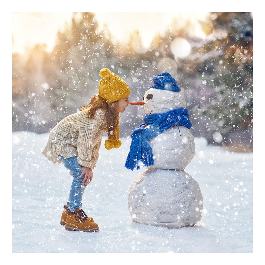 Das coole Kinder Party Motto Winter, Schnee . Tolle Spiele, Rezepte für jeden Kindergeburtstag