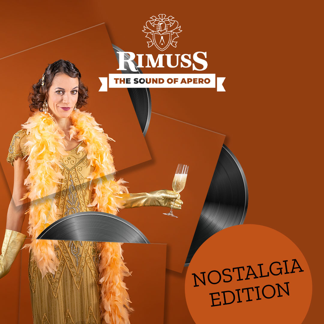 """Die Rimuss Spotify Playlist """"Nostalgia"""" mit coolen alten Hits zum Apero"""
