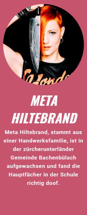 Meta Hiltebrand, Keynote-Speakerin bei der Strong Women Convention 2021